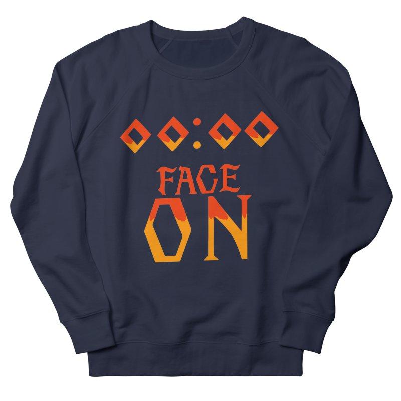 FACE ON Women's Sweatshirt by Ellygator's Artist Shop