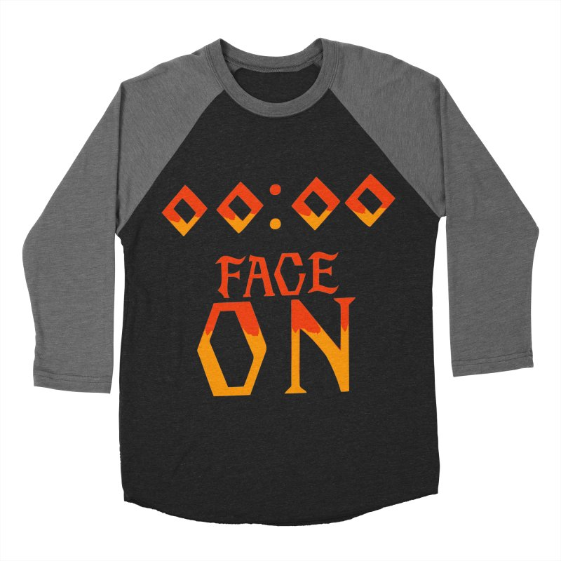 FACE ON   by Ellygator's Artist Shop