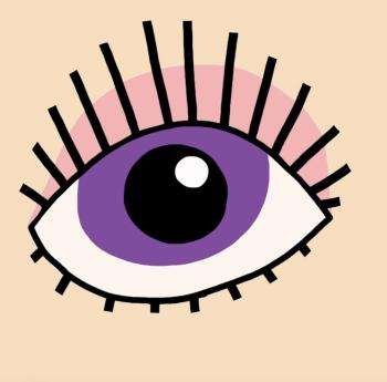 elvia montemayor illustration's Artist Shop Logo