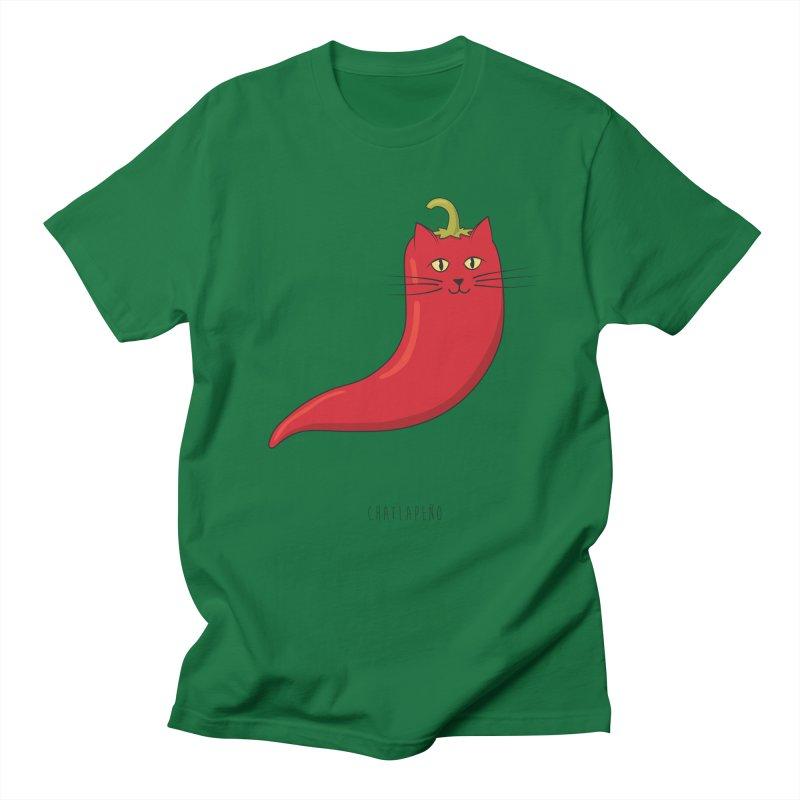 Chatlapeño Men's T-shirt by elvisbr's Artist Shop