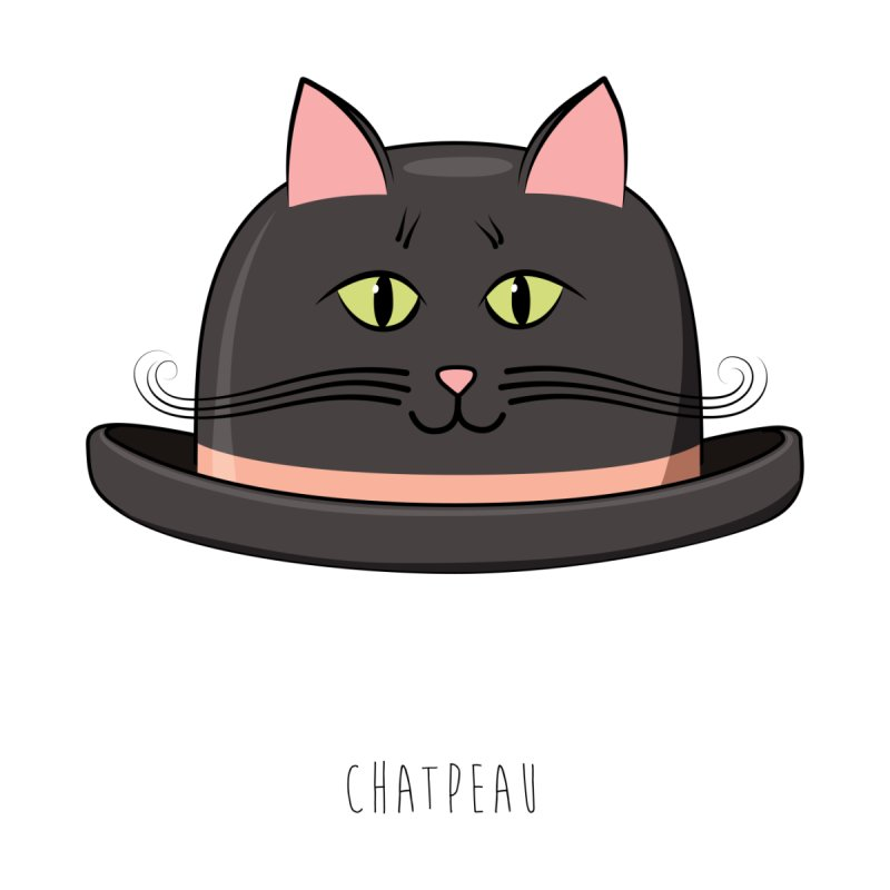 Chatpeau by elvisbr's Artist Shop