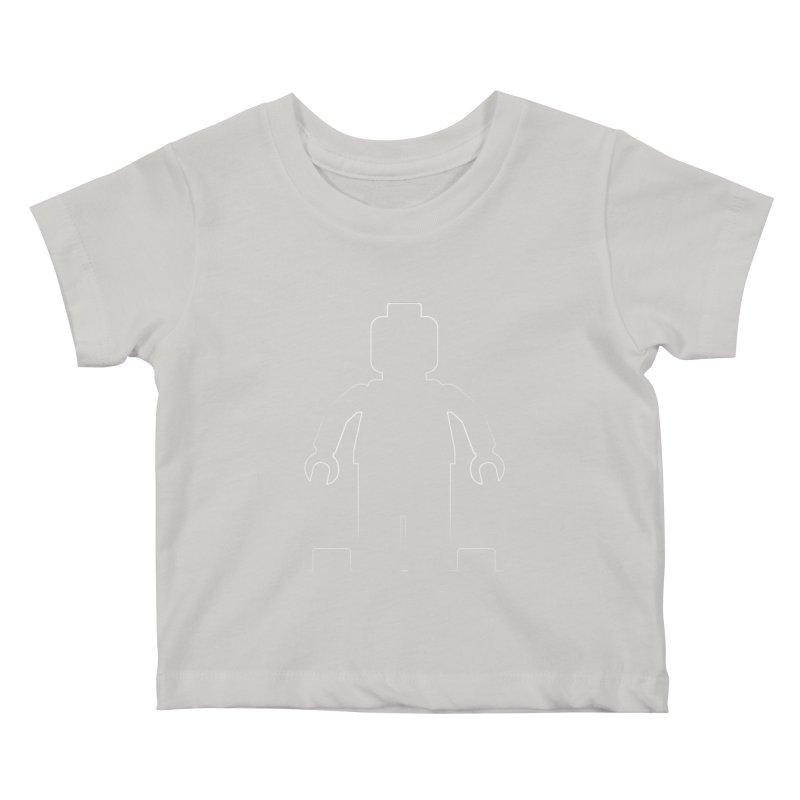 Respect the block! Kids Baby T-Shirt by elvisbr's Artist Shop