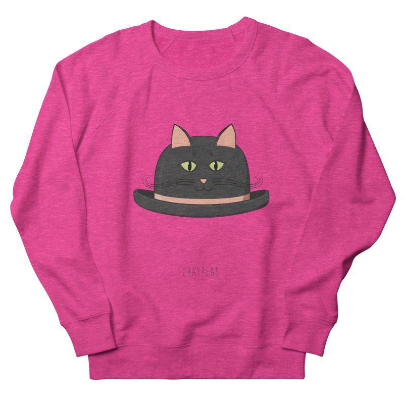 Chatpeau Women's Sweatshirt by elvisbr's Artist Shop