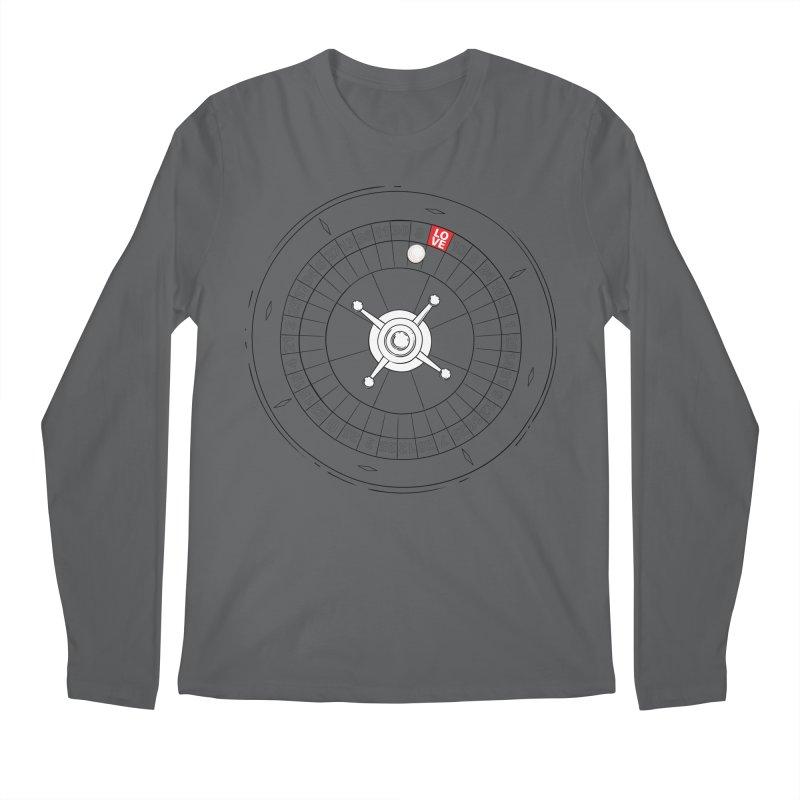 So Close! Men's Longsleeve T-Shirt by elvisbr's Artist Shop