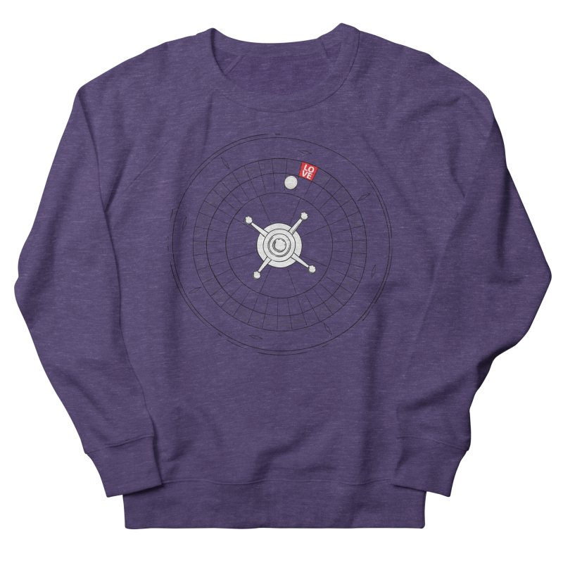 So Close! Men's French Terry Sweatshirt by elvisbr's Artist Shop
