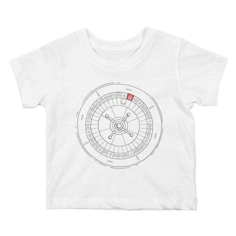 So Close! Kids Baby T-Shirt by elvisbr's Artist Shop