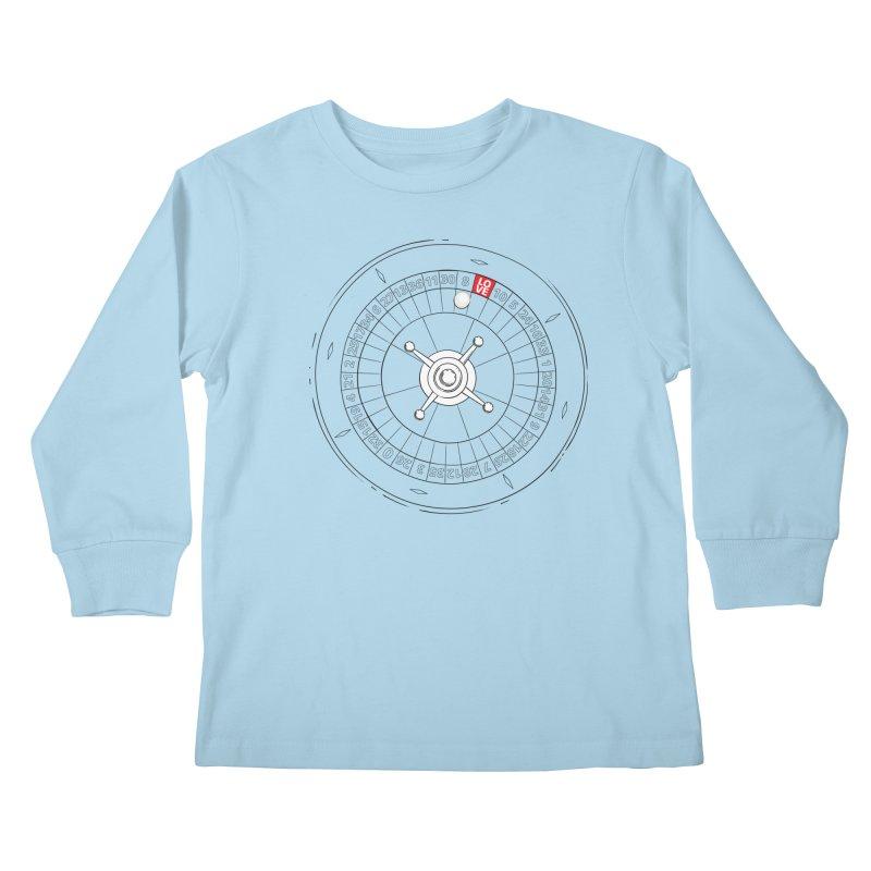 So Close! Kids Longsleeve T-Shirt by elvisbr's Artist Shop