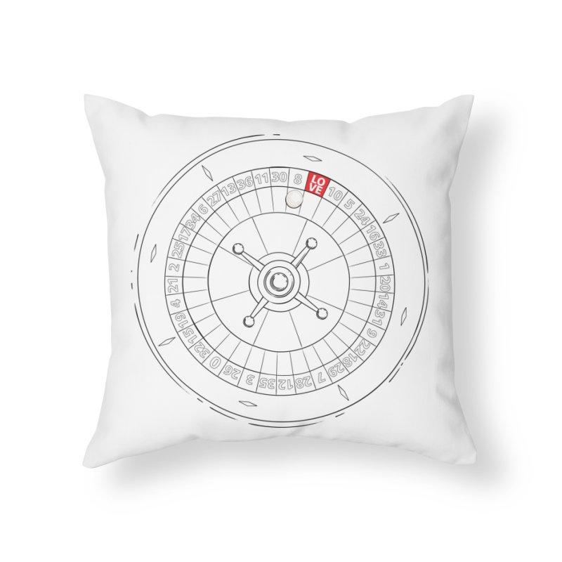So Close! Home Throw Pillow by elvisbr's Artist Shop