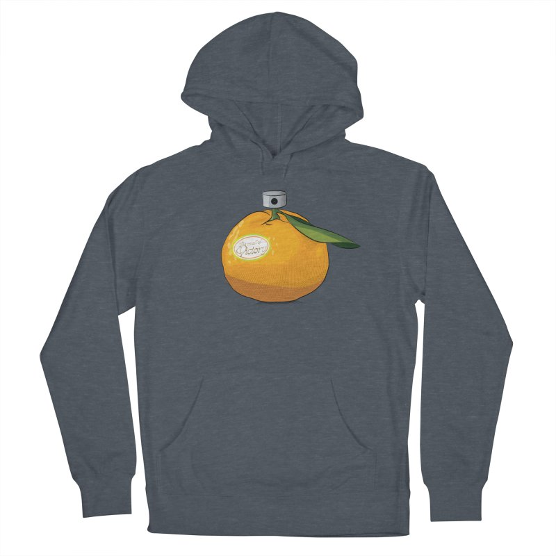 Tangerine: Smell of Victory Women's Pullover Hoody by elvisbr's Artist Shop