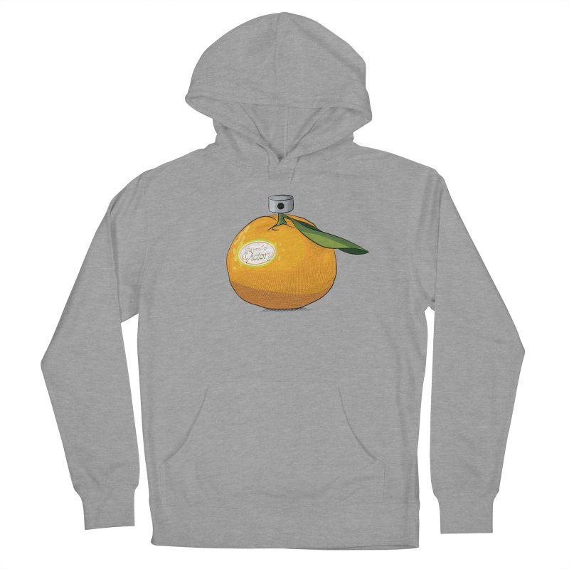 Tangerine: Smell of Victory Men's Pullover Hoody by elvisbr's Artist Shop