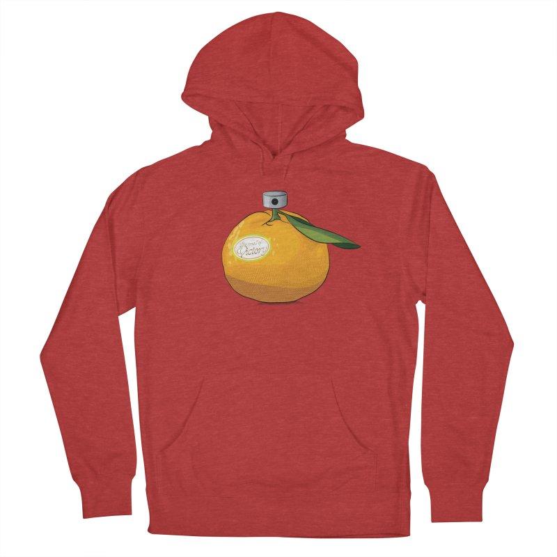 Tangerine: Smell of Victory Men's Pullover Hoody by elvisbr's Artist Shop