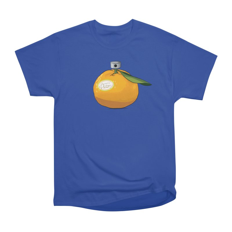 Tangerine: Smell of Victory Men's Heavyweight T-Shirt by elvisbr's Artist Shop