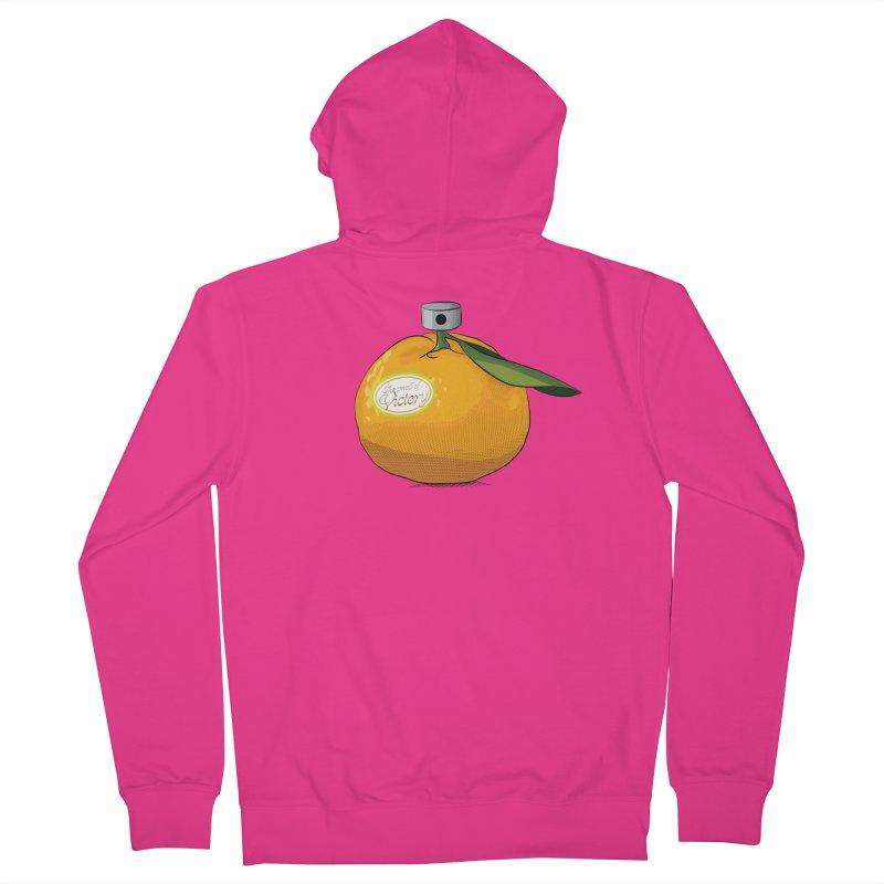 Tangerine: Smell of Victory Men's Zip-Up Hoody by elvisbr's Artist Shop