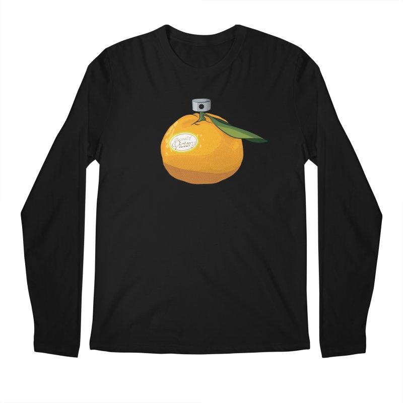 Tangerine: Smell of Victory Men's Regular Longsleeve T-Shirt by elvisbr's Artist Shop