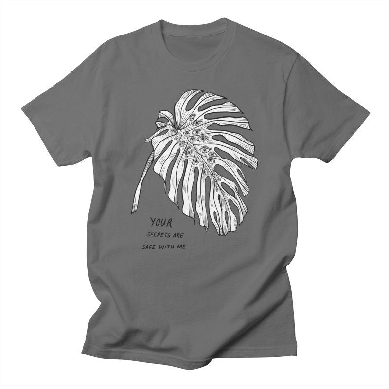 Your Secret Men's T-Shirt by EM16'S STORE