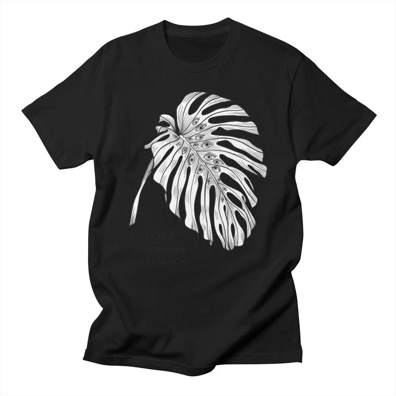 Your Secret Men's Regular T-Shirt by EM16'S STORE