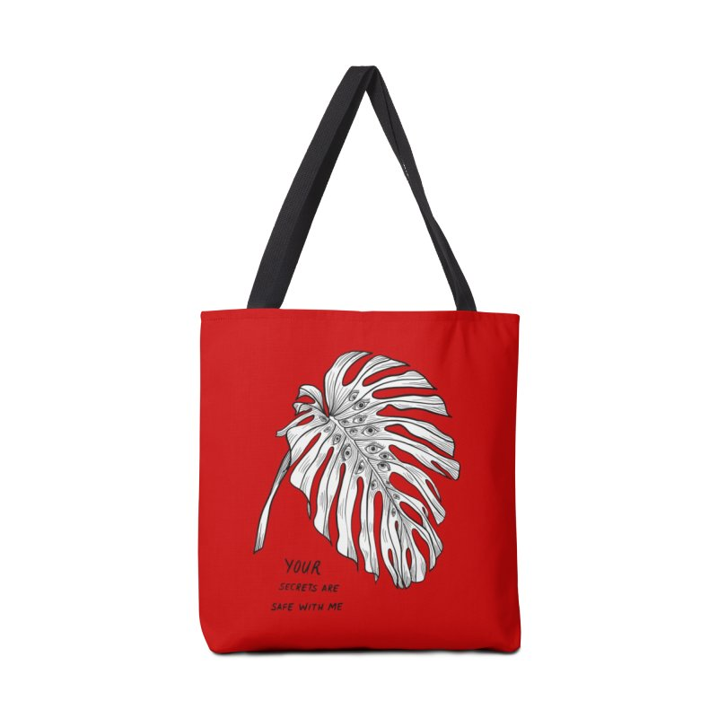 Your Secret Accessories Tote Bag Bag by EM16'S STORE