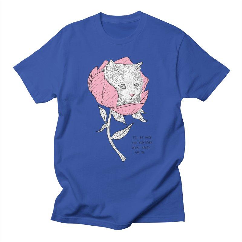 I'll Be Here Women's Regular Unisex T-Shirt by EM16'S STORE