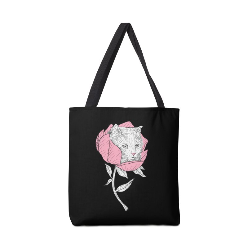 I'll Be Here Accessories Tote Bag Bag by EM16'S STORE