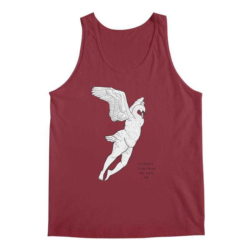 Love Yourself More Men's Regular Tank by EM16'S STORE
