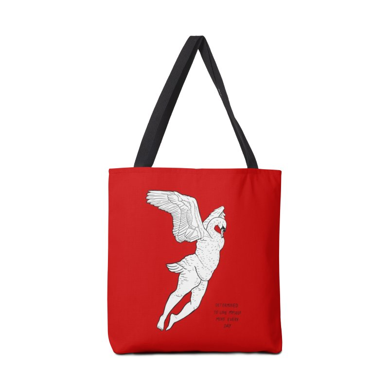 Love Yourself More Accessories Tote Bag Bag by EM16'S STORE