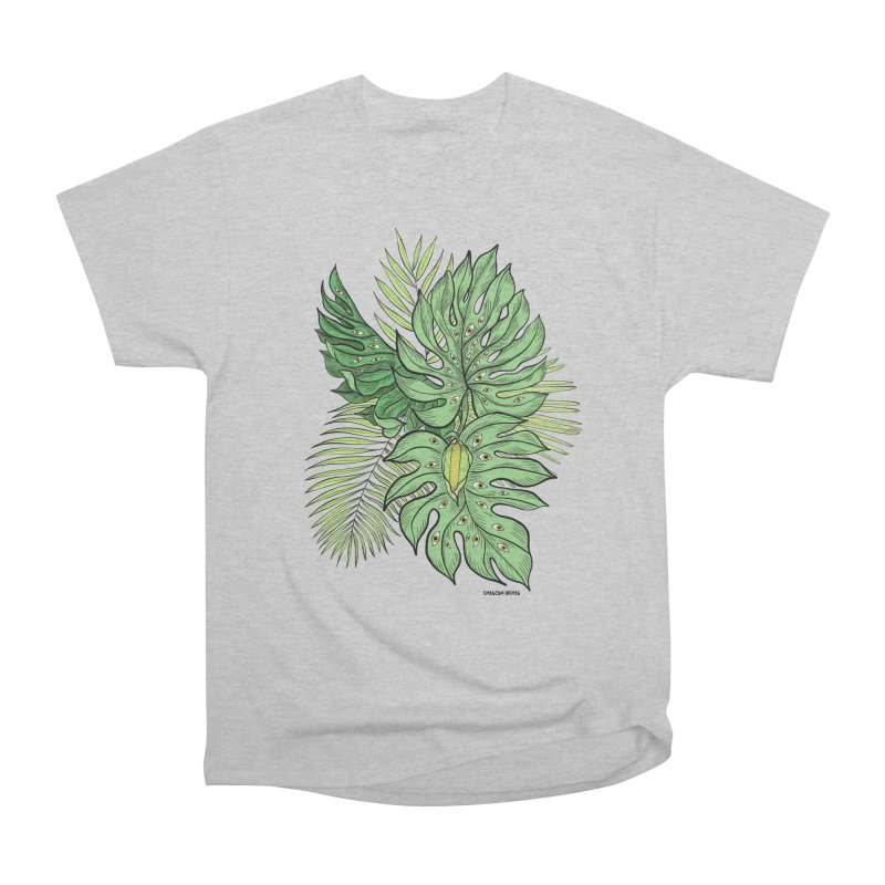 Plant Friends Men's Heavyweight T-Shirt by EM16'S STORE
