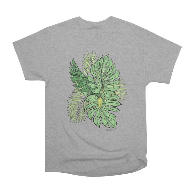 Plant Friends Men's Heavyweight T-Shirt by EM16'S STORE