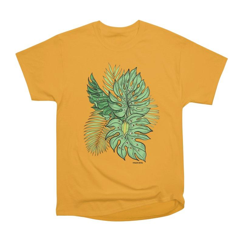 Plant Friends Women's Heavyweight Unisex T-Shirt by EM16'S STORE