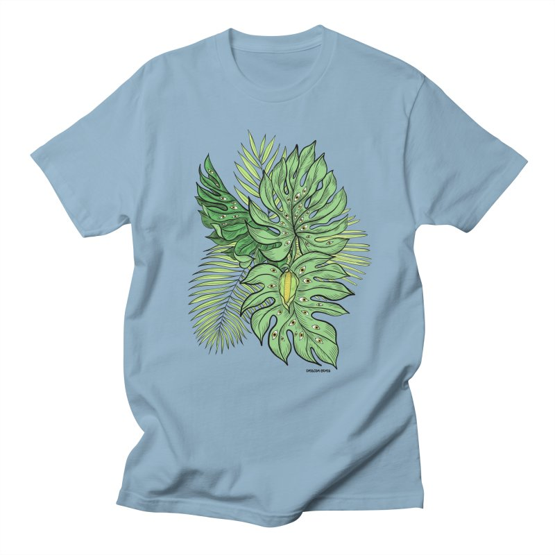 Plant Friends Women's Regular Unisex T-Shirt by EM16'S STORE