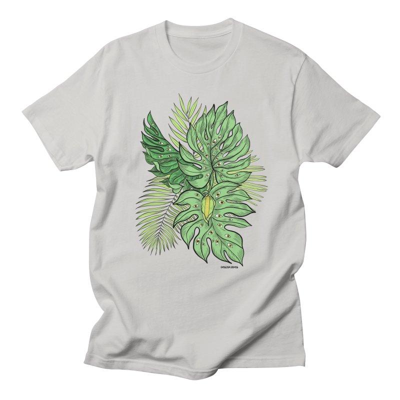 Plant Friends Men's Regular T-Shirt by EM16'S STORE