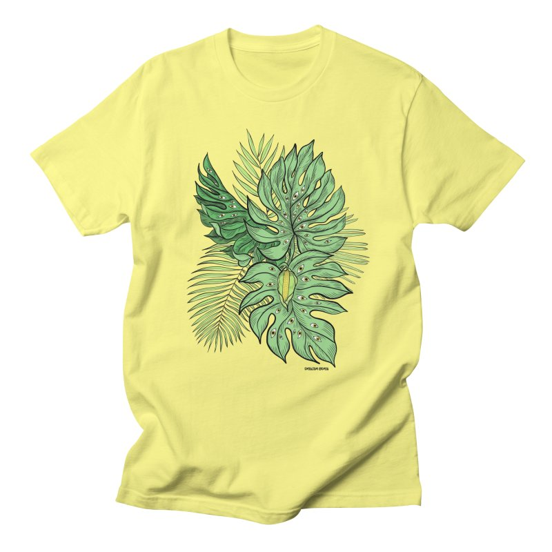 Plant Friends Men's Regular T-Shirt by EM16'S STORE