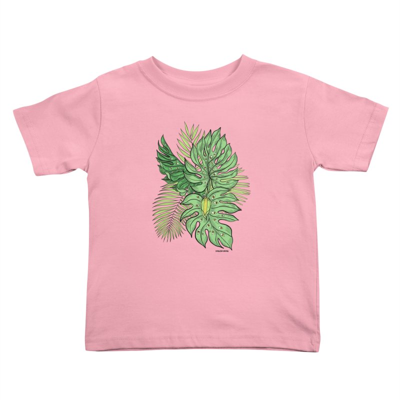 Plant Friends Kids Toddler T-Shirt by EM16'S STORE