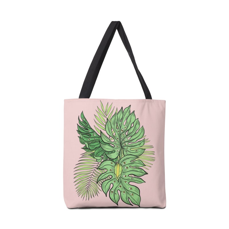 Plant Friends Accessories Tote Bag Bag by EM16'S STORE