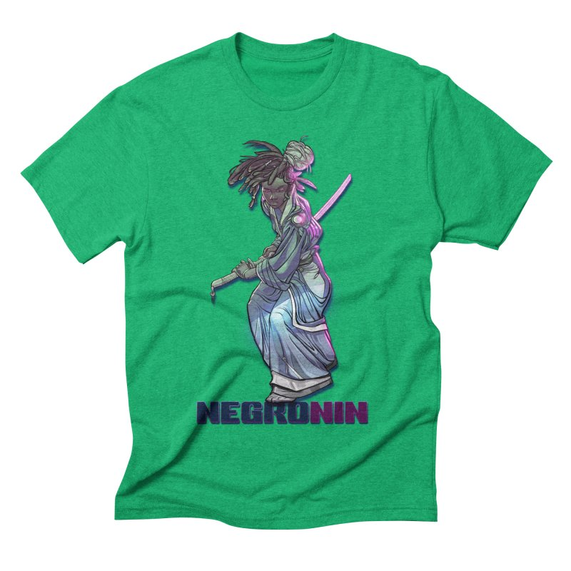 EmancipationArt's NEGROnin Men's T-Shirt by EmancipationArt's Threadless Shop