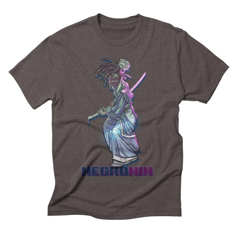 EmancipationArt's NEGROnin Men's T-Shirt by EmancipationArt's Threadless Shop