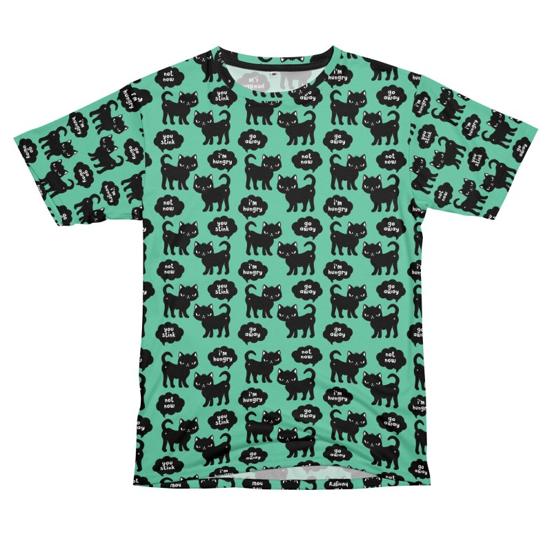 Rude Cats Women's Cut & Sew by Em & Sprout