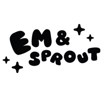 Em & Sprout Logo