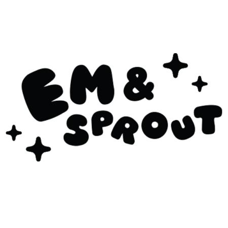 Logo for Em & Sprout