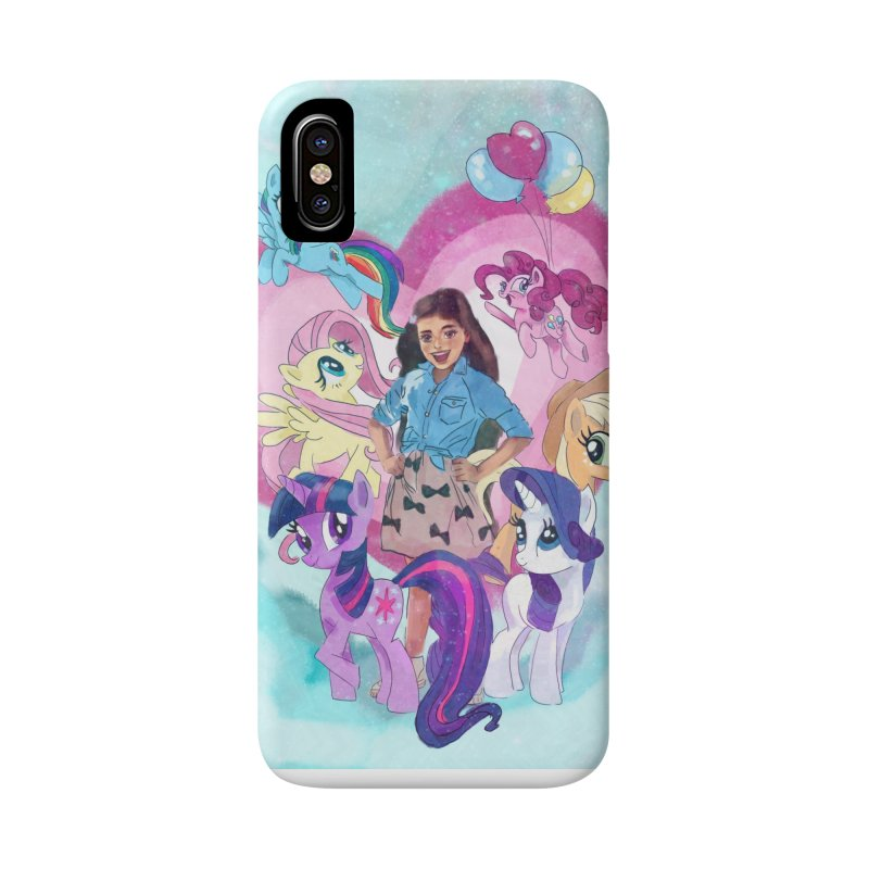 My Little Pony Accessories Phone Case by Eii's Artist Shop