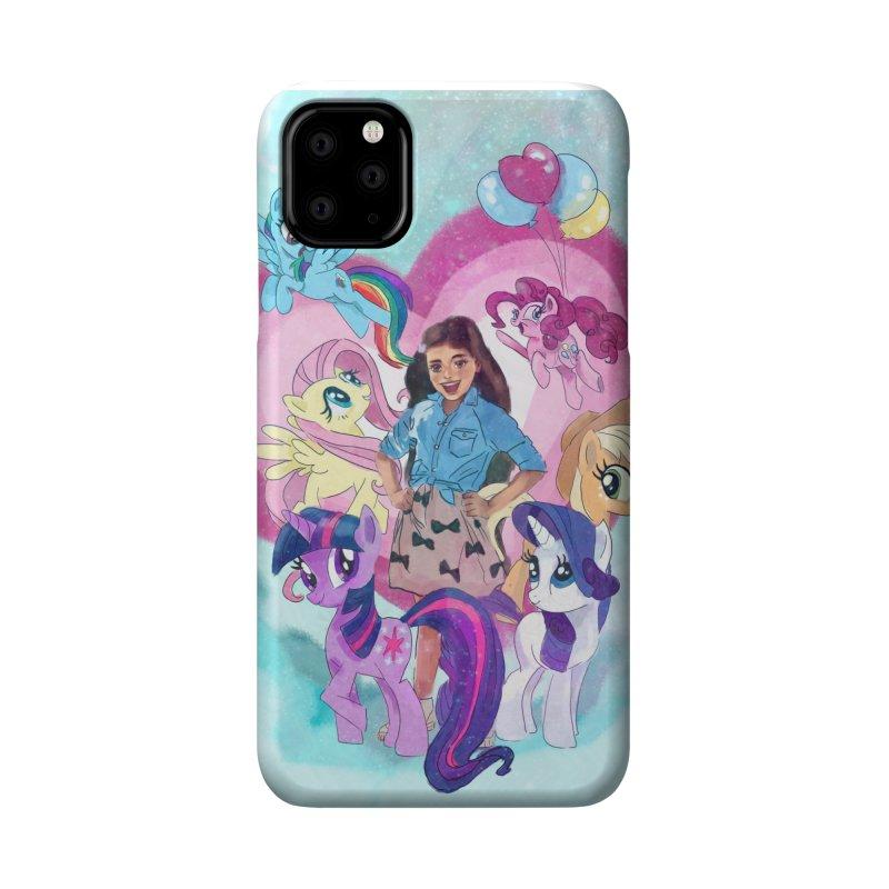 My Little Pony Accessories Phone Case by Eii's Artist Shop