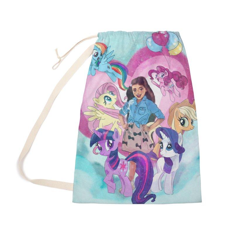 My Little Pony Accessories Bag by Eii's Artist Shop