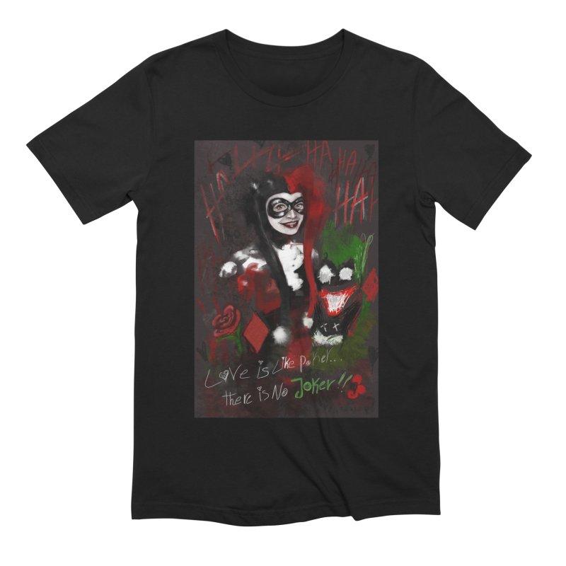 Harly quinn Men's T-Shirt by Eii's Artist Shop