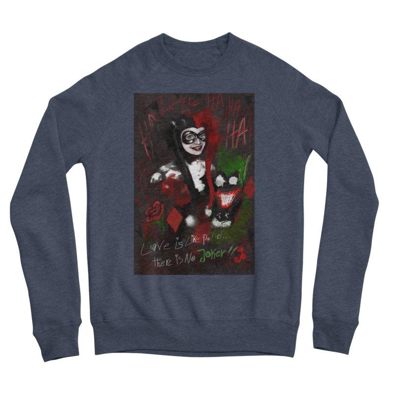 Harly quinn Women's Sweatshirt by Eii's Artist Shop