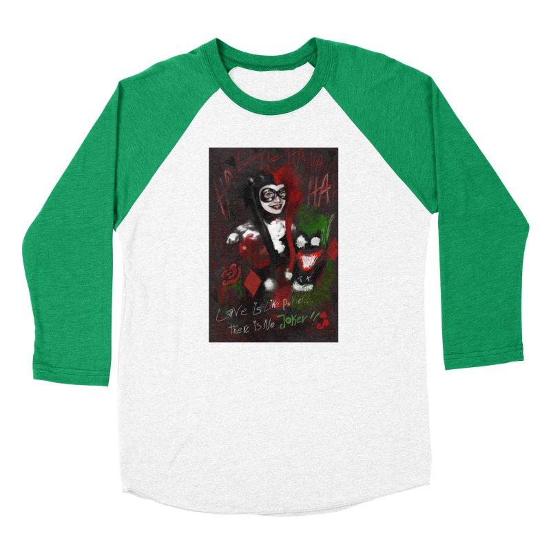 Harly quinn Women's Longsleeve T-Shirt by Eii's Artist Shop