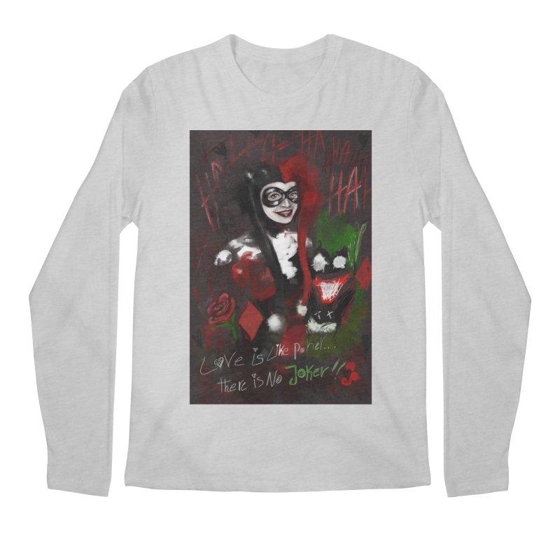 Harly quinn Men's Longsleeve T-Shirt by Eii's Artist Shop