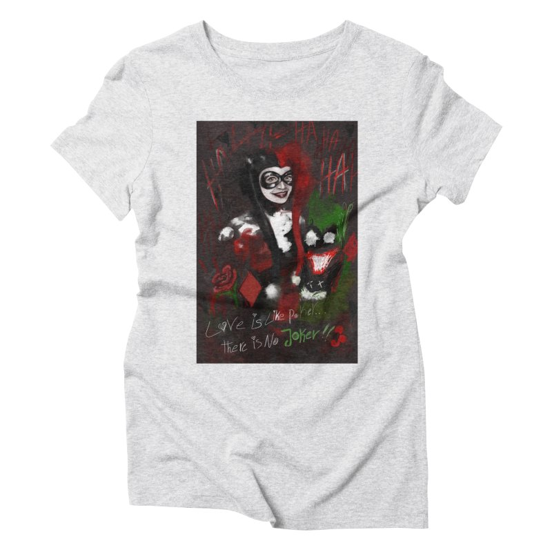 Harly quinn Women's T-Shirt by Eii's Artist Shop