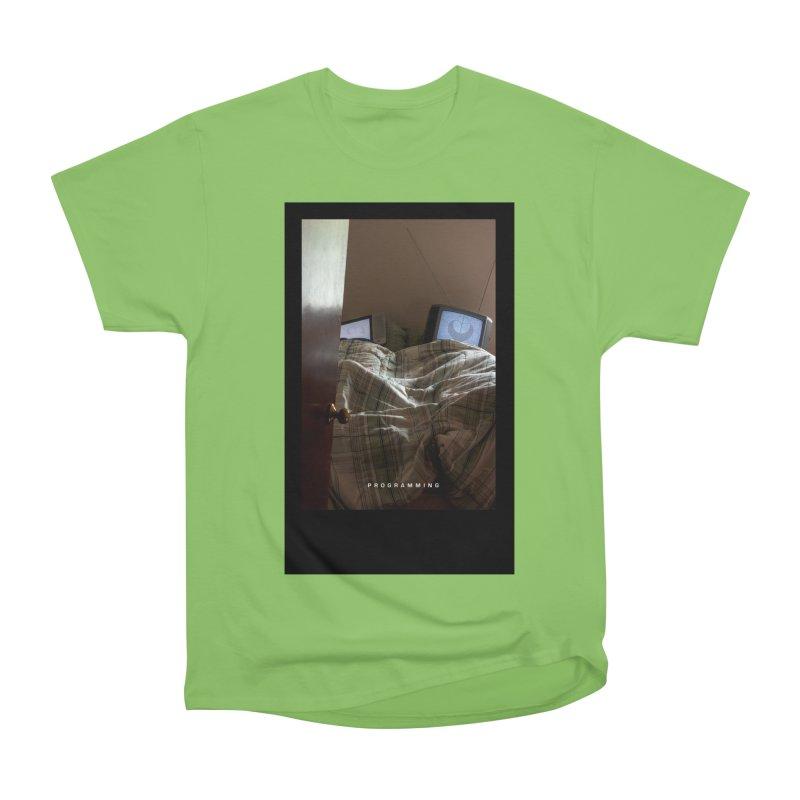 """Programming""  Men's Heavyweight T-Shirt by The Embien Empire"