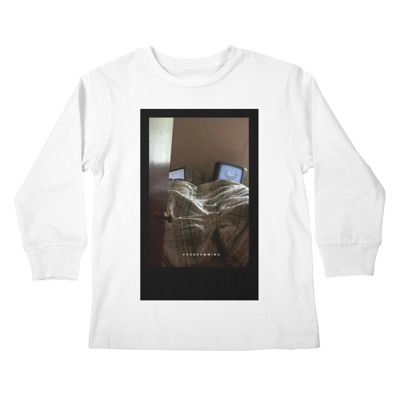 """Programming""  Kids Longsleeve T-Shirt by The Embien Empire"