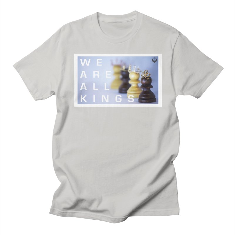 """""""We are alll kings"""" Men's Regular T-Shirt by The Embien Empire"""