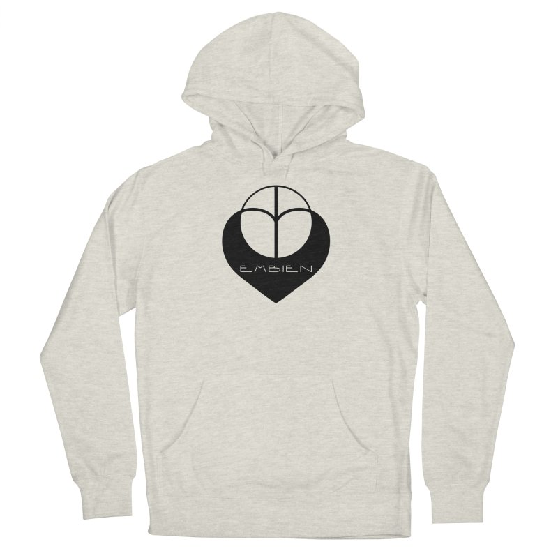 """Embien Insignia""  Women's French Terry Pullover Hoody by The Embien Empire"